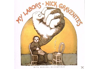 Nick Gravenites - My Labors - (CD)