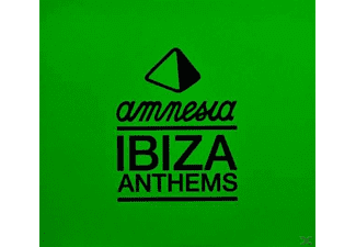 VARIOUS - Amnesia Ibiza Anthems [CD]