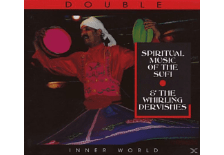 VARIOUS - Music Of Sufi & Whirling Dervi - (CD)