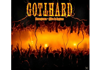 Gotthard - Homegrown-Live In Lugano - (CD + DVD Video)