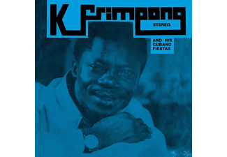 K. Frimpong & His Cubano Fiestas - Blue Album - (CD)