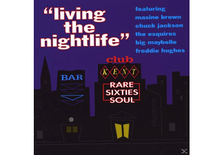 VARIOUS - Living The Night Life - (CD)