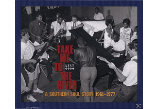 Paul Thompson - Take Me To The River-Southern Soul Story 1961-1977 - (CD)