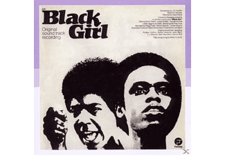 VARIOUS - Black Girl - (CD)