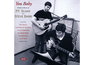 VARIOUS - You Baby - Words And Music By P. F. Sloan And Steve B - (CD)