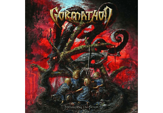Gormathon - Following The Beast (Ltd.First Edt.) - (CD)