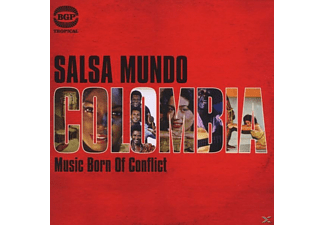 VARIOUS - Salsa Mundo Colombia - (CD)