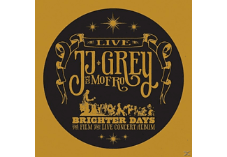 Jj Grey & Mofro - Brighter Days The Film And Live Concert Album [CD]