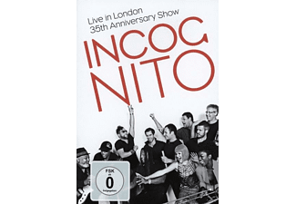 Incognito - Live In London-35th Anniversary Show [DVD]