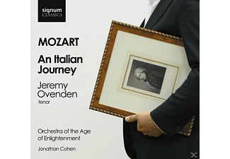 Cohen, Ovenden, Orchestra Of The Age Of Enlightenmen - An Italian Journey-Tenor-Arien - (CD)