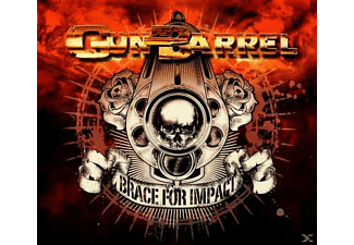 Gun Barrel - Brace To Impact (Ltd.Digipak) - (CD)