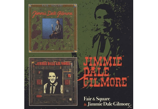 Jimmie Dale Gilmore - FAIR & SQUARE/JIMMIE DALE GILMORE [CD]