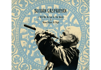 Djivan Gasparyan - I Will Not Be Sad../Moon Shines At Night - (CD)