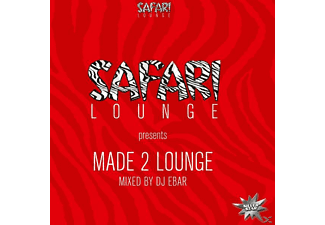 SAFARI LOUNGE PRES. DJ EBAR - Made 2 Lounge - (CD)