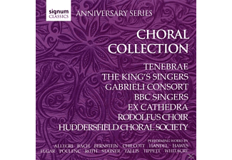 VARIOUS, King's Singers/Voces 8/Tenebrae/Gabrieli Consort/+ - Choral Collection - (CD)