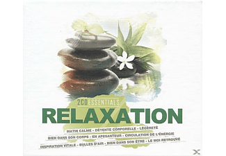 Various - Essentials-Relaxation - (CD)