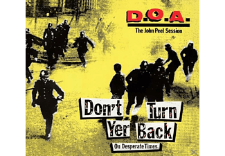 D.O.A. - Don't Turn Your Back-John Peel Session [CD]