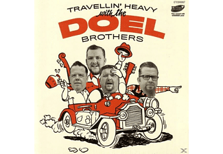 The Doel Brothers - Travellin' Heavy With The Doel Brothers (+Cd) - (Vinyl)