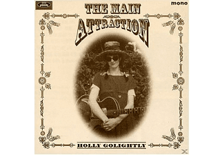 Holly Golightly - The Main Attraction - (CD)
