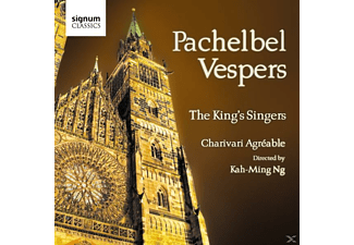 The & Charivari Agreab King's Singers, The/charivari Agreable King's Singers - Vespern - (CD)
