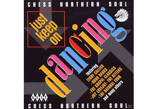 VARIOUS - Chess Northern Soul: Just Keep On Dancing - (CD)