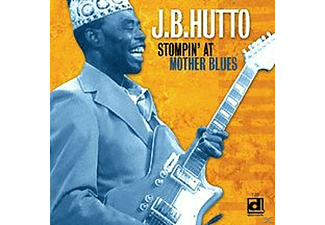 J.B. Hutto - Stompin' At Mother Blues - (CD)