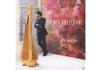 Sivan Magen - French Reflections - (SACD Hybrid)