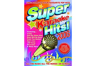 VARIOUS - Super Karaoke Hits 2006 - (CD)