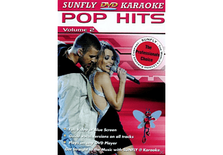 VARIOUS - Pop Hits 2-Karaoke - (DVD)