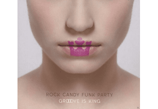 Rock Candy Funk Party - Groove Is King [CD + DVD]