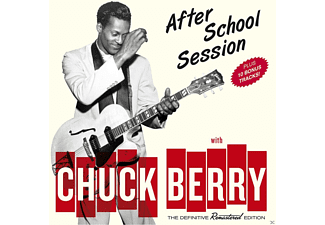 Chuck Berry - After School Session+10 Bonus Tracks - (CD)