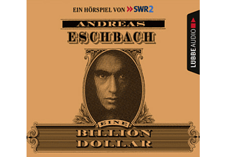Eine Billion Dollar - 0 CD - Krimi/Thriller