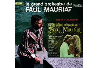 Paul Mauriat, His Orchestra - Good By My Love, Goodby & Viens Ce... - (CD)