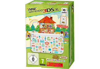NINTENDO New Nintendo 3DS XL Animal Crossing: Happy Home Designer Edition