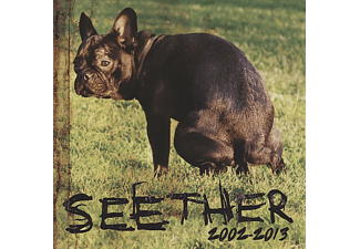 Seether - Seether 2002-2013 [CD]