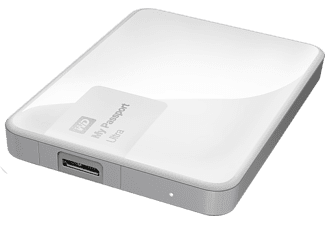 WD My Passport Ultra II Exclusive 1TB - Vit