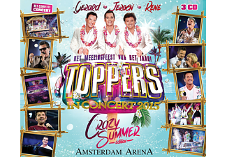 Toppers - Toppers In Concert 2015 | CD
