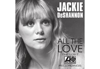 Jackie DeShannon - All The Love [CD]