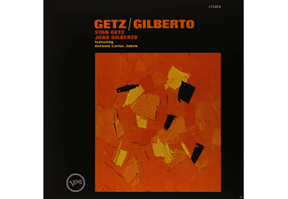 Stan Getz, João Gilberto, Antonio Carlos Jobim - Getz/Gilberto (Back To Black Ltd.Edt.) - (Vinyl)