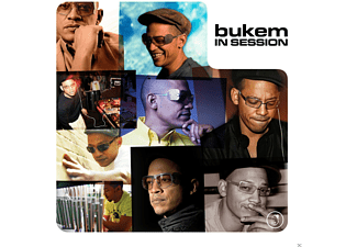 VARIOUS - BUKEM IN SESSION - (CD)