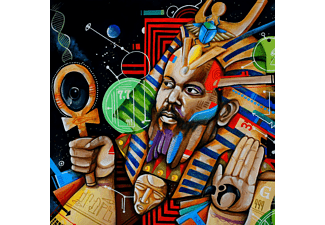 Ras G - Back On The Planet - (CD)