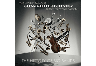 Glenn Orchestra Miller - The History Of Big Bands - (CD)