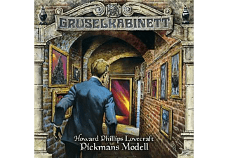 Gruselkabinett 58: Pickmans Modell - (CD)