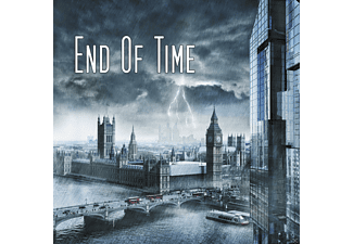 End of Time 01: Zwei Minuten - 2 CD - Krimi/Thriller