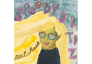 Speedy Ortiz - Real Hair Ep - (Vinyl)