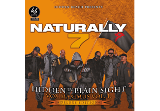 Naturally 7 - Hidden in Plain Sight - Vox Maximus Vol.1 (Deluxe Edition) [CD]