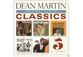 Dean Martin Original Album Classics CD
