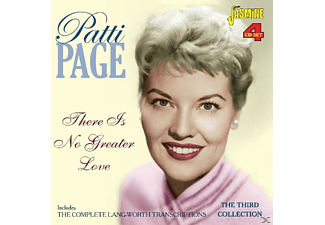 Patti Page - There Is No Greater Love - (CD)