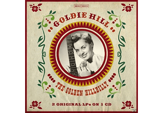 Goldie Hill - Golden Hillbilly [CD]