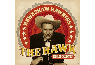 Hawkshaw Hawkins - The Hawk-Singles Collection - (CD)